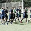 Plan de trabajo de la Real Sociedad con el Real Betis en el horizonte