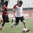 El Almería se centra en la primera de las doce finales que le quedan