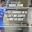 """Entrevista. Fernando Brico: """"Fue un gran esfuerzo jugar y entrenar"""""""
