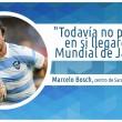 """Marcelo Bosch: """"No sé cuánto tiempo más jugaré al rugby profesional"""""""