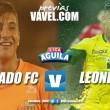 Previa Envigado FC vs Itagüí Leones: Duelo antioqueño joven en el Polideportivo Sur