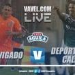 Envigado (1) vs Deportivo Cali (1) en vivo y en directo online por la Liga Águila 2018: