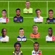 Ligue 2 : Equipe type de la 24ème journée