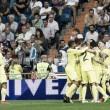 Real Madrid – Villarreal, puntuaciones Villarreal Jornada 5