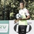 Erazo explica mal entendido após sair mais cedo de treinamento no Atlético-MG