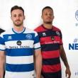 Queens Park Rangers apresenta os novos uniformes para a temporada 2017/18