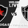 Jogo Botafogo-PB x Atlético-MG AO VIVO na Copa do Brasil 2018