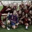 Andrea Falcón capitanea a la sub'19 a las semifinales de la Eurocopa