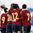 España se gusta ante una débil Irlanda