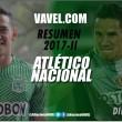 Atlético Nacional Resumen 2017-II: Diego Arias, del hospital a ser titular indiscutible