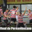 Em ano atípico, Santa Cruz mostra superação para chegar às semifinais do Pernambucano