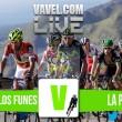 Posiciones 3ª etapa del Tour de San Luis 2016: Potrero de Los Funes - La Punta