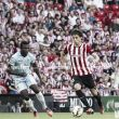 Xabi Etxeita marca su primer gol de la temporada