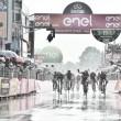 Giro d'Italia, poker di Elia Viviani a Iseo