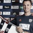 Jonny Evans leaves Manchester United for West Bromwich Albion