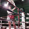 La Princesita defendió con éxito su cinturón mundial