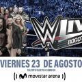 WWE llegará por primera vez a Colombia