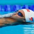 Nuoto - Squilli dal mondo: Rylov è sensazionale nei 200 dorso, Horton e Sun non impressionano