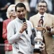 Rafael Nadal planeja dias de folga antes de Roland Garros: ''Quero mesmo é ir para casa''