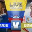 Millonarios vs Rionegro Águilas en vivo y en directo por la Liga Águila 2017-II