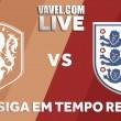 Jogo Holanda x Inglaterra AO VIVO hoje em amistoso internacional (0-0)