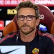 """Di Francesco: """"Schick può partire dal primo minuto contro il Milan"""""""