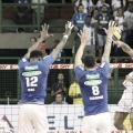 Resultado EMS Taubaté x Sada Cruzeiro pela semifinal da Superliga Masculina 2019 (3-2)
