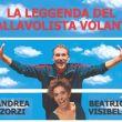 """Domani a Milano lo spettacolo """"La leggenda del pallavolista volante"""""""
