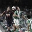 Eibar vs Betis en vivo y directo online en LaLiga 2017