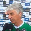 """Atalanta, Gasperini alla prima con la Lazio: """"Ho la tensione giusta, voglio partire bene"""""""