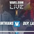 Resultado Corinthians x Deportivo Lara (2-0)