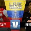 Independiente Santa Fe vs Libertad en vivo y en directo online por la Copa Sudamericana 2017 (1-1)