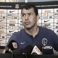 """Fábio Carille destaca poder de reação do Corinthians: """"Grupo bem equilibrado"""""""