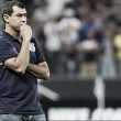 Carille aponta falta de entrosamento no ataque e elogia Corinthians contra Patriotas