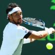 ATP - Miami Open 2017, Fognini travolge Young