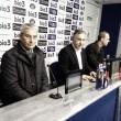 La Ponferradina destituye a Fabri tras caer a puestos de descenso