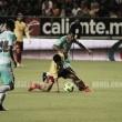 Morelia rescata un punto frente a Santos