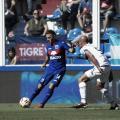 """Montillo: """"Hay chances de que pueda quedar en Tigre"""""""