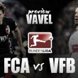 FC Augsburg - VfB Stuttgart Preview: Both sides in desperate need of three points