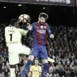 Punto de oro en el Camp Nou la pasada temporada