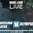 Resumen Barcelona Lassa 73 - 51 Olympiacos en Euroliga 2017
