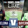 FC Barcelona vs FC Bayern Munich Live Result Commentary and UEFA Champions League Scores 2015 (2-0)