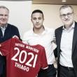 Thiago Alcántara estende vínculo contratual com Bayern de Munique