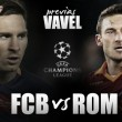 FC Barcelona vs AS Roma Preview: Catalans look to maintain top spot in Group E