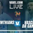 Corinthians x Vasco da Gama ao vivo online pela semifinal da Flórida Cup 2017 (0-0)