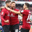 1. FC Nürnberg 2-0 Hannover 96: Clinical first half from Der Club sees off Die Roten