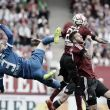 Nuremberg 3-1 Braunschweig: Hosts romp visitors