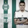 Coritiba anuncia a contratação do lateral Thiago Carleto, ex-São Paulo e Fluminense
