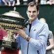 Em menos de 1h, Federer atropela Zverev e conquista o ATP 500 de Halle