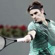 Federer vence Tiafoe em sets diretos e vai à terceira rodada em Miami